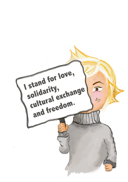 I Stand For Love
