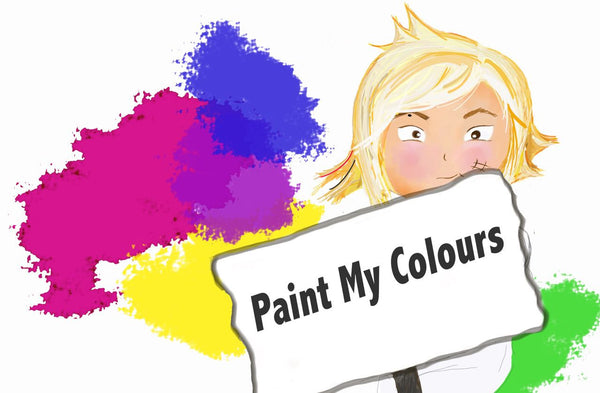 Mini Gabi DJ full audio track - Paint My Colours