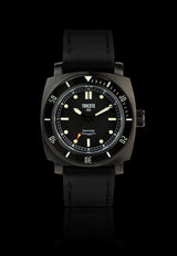 TRIESTE Deep Sea Matt Black