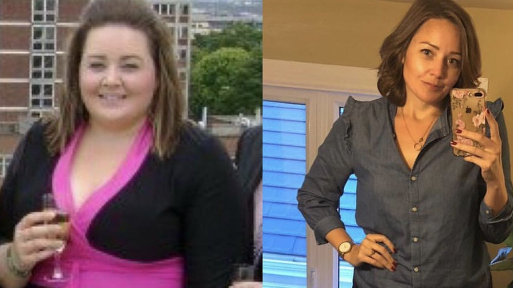 meet heather. she's a lawyer, a canadian, and a keto success story.