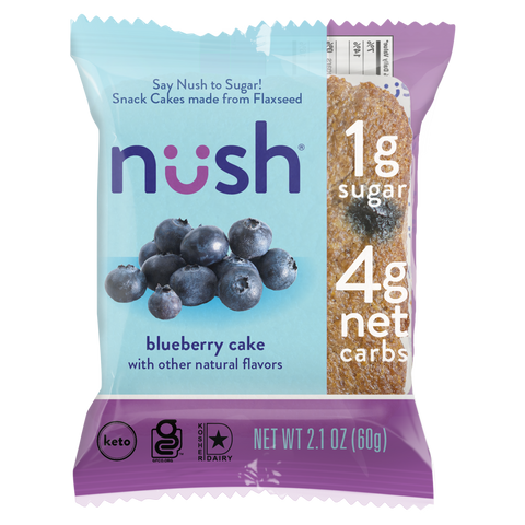 Blueberry Cake (Pack of 6)