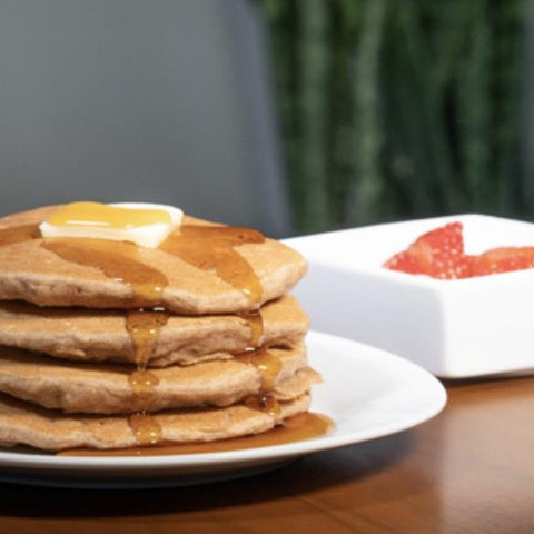 Image of nush keto pancake mix