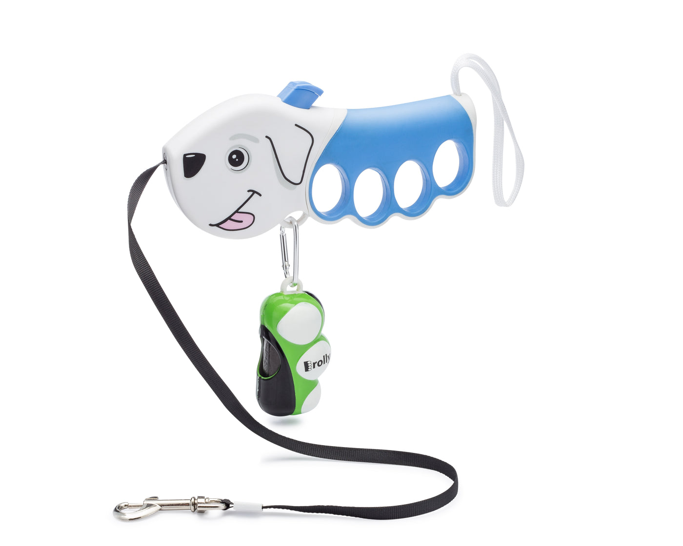 BrollyPet Retractable dog leash