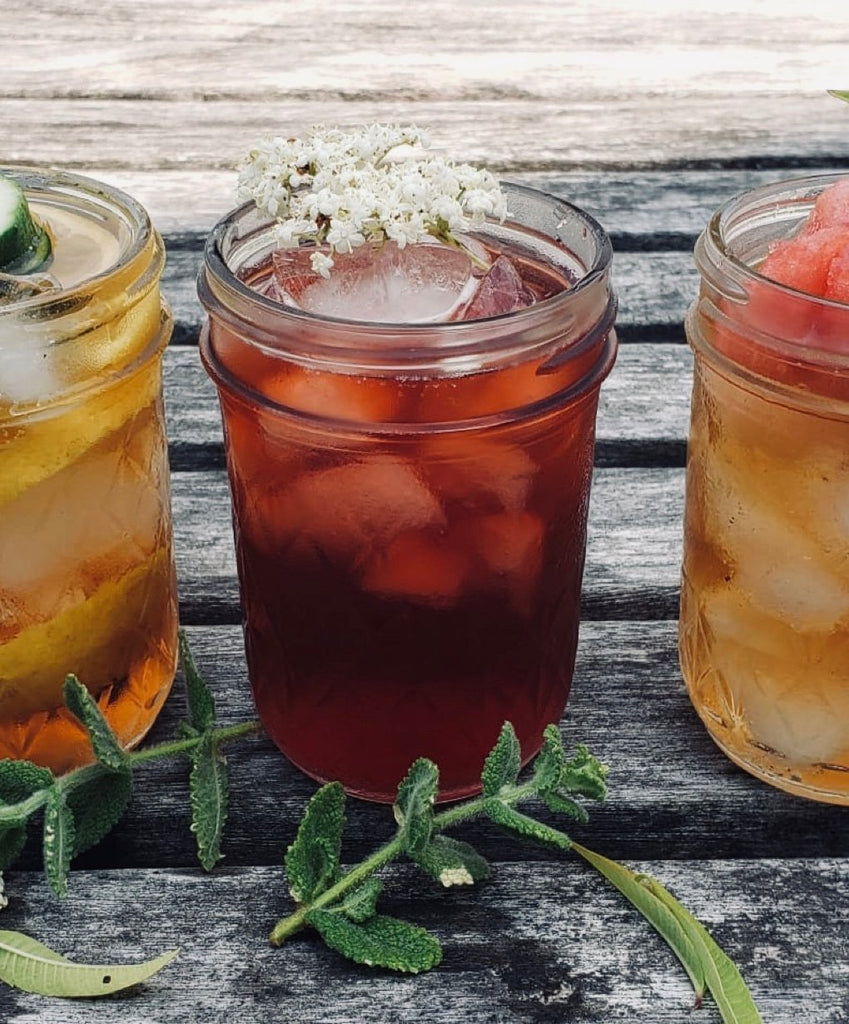 HERBAL TEAS FOR SUMMER - WILD ROOTS