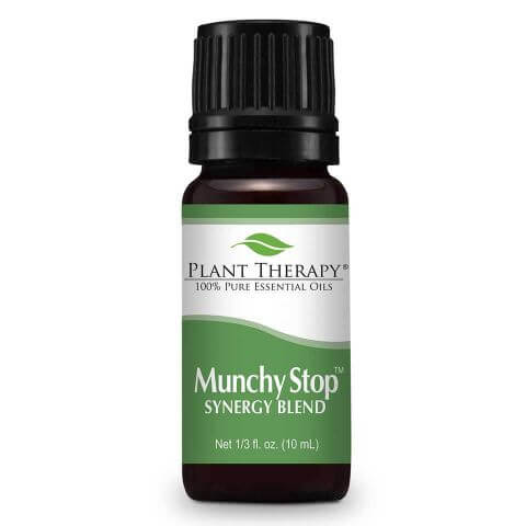 Munchy Stop Synergy Essential Oil Blend 10 ml