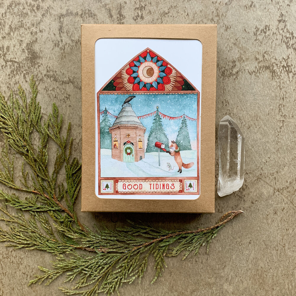 Holiday Set - Small Card Pack