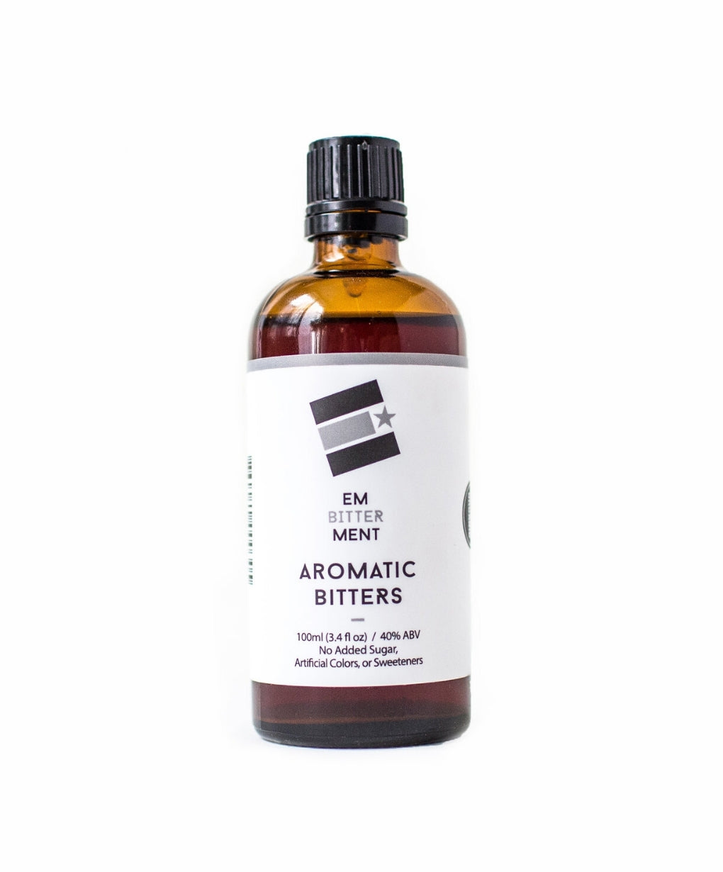 Aromatic Bitters by Embitterment