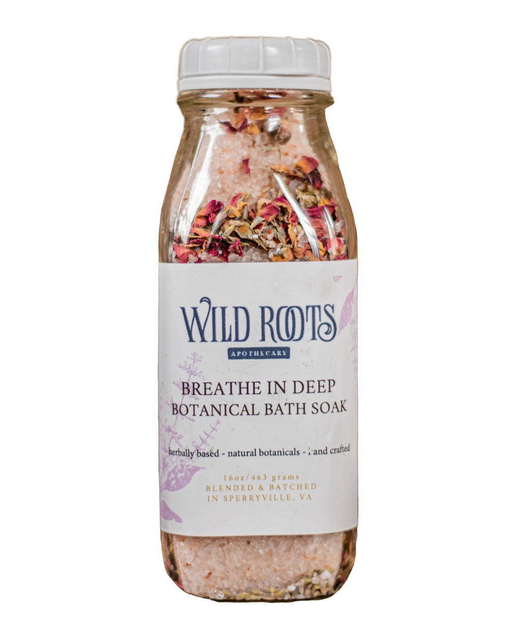 Breathe in Deep Bath Salt Soak