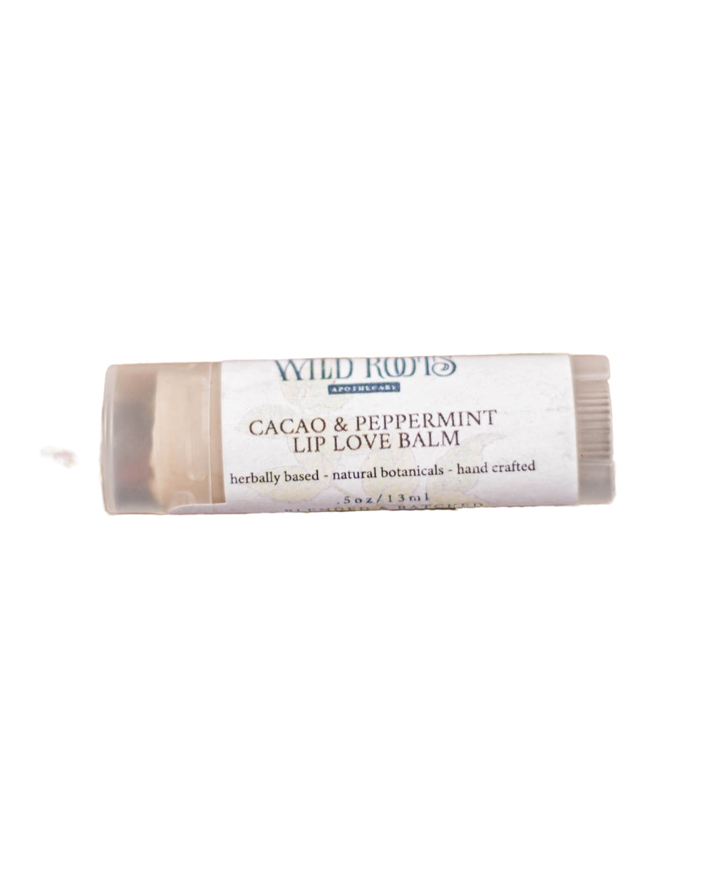 Cacao & Peppermint Lip Love