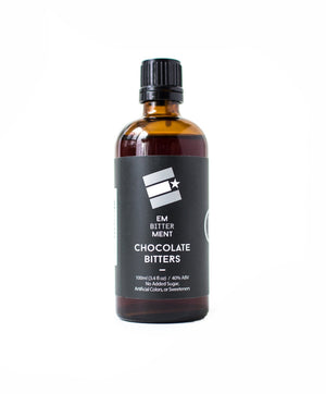 Chocolate Bitters by Embitterment
