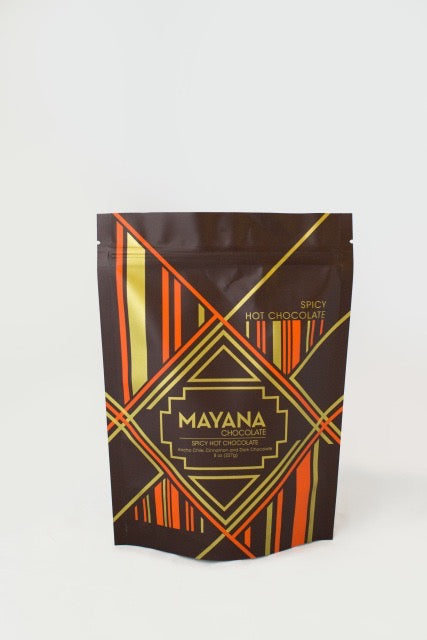 Mayana Spicy Hot Chocolate