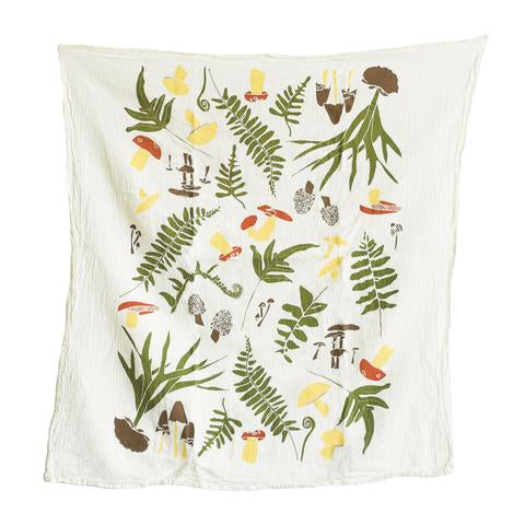 Forest Finds Kitchen Towel