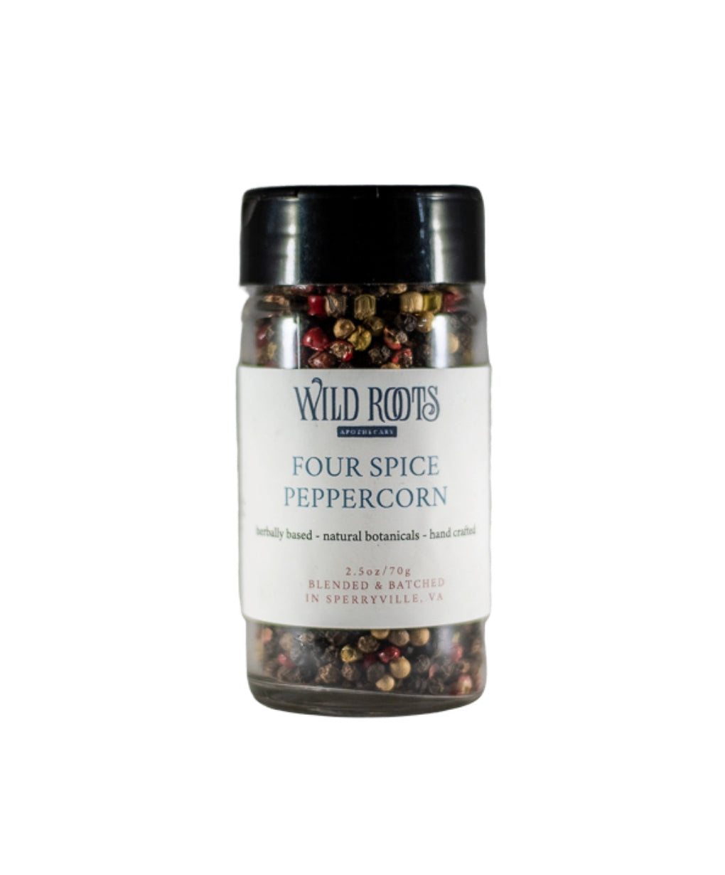 Four Peppercorn Spice
