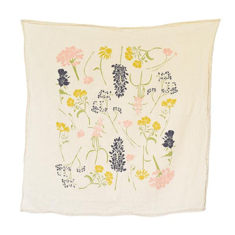 Southern Region Wildflowers Towel