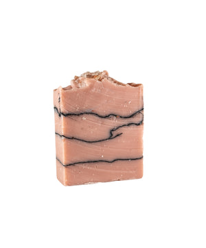 Rose Kaolin Clay Soap