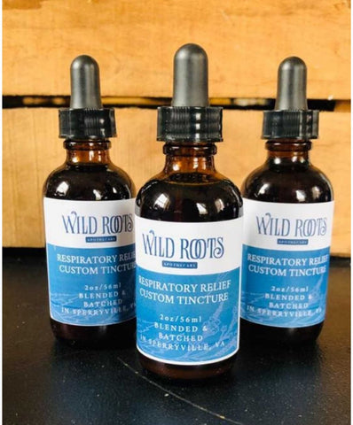 Image of Respiratory Relief Tincture