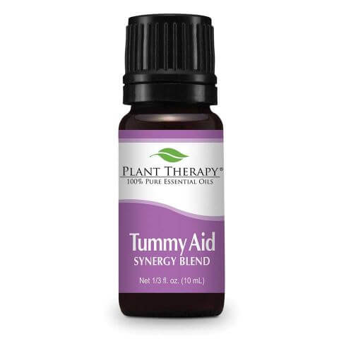 Tummy Aid Synergy Essential Oil Blend 10 ml