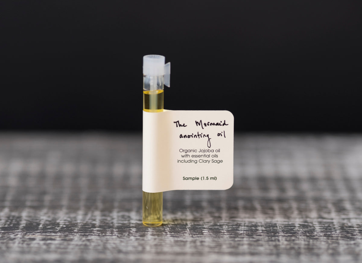 River Island Apothecary:  The Mermaid Anointing Oil