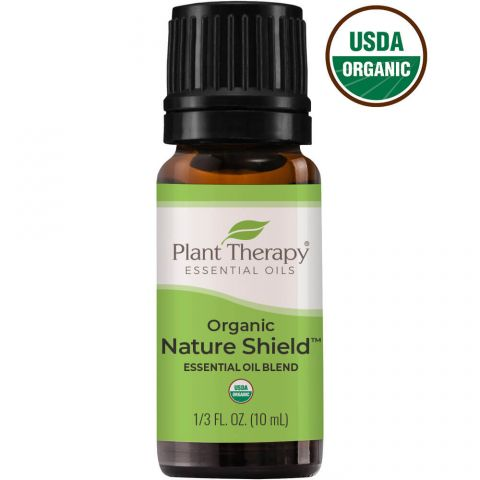 Nature Shield Synergy Organic Essential Oil Blend 10 ml
