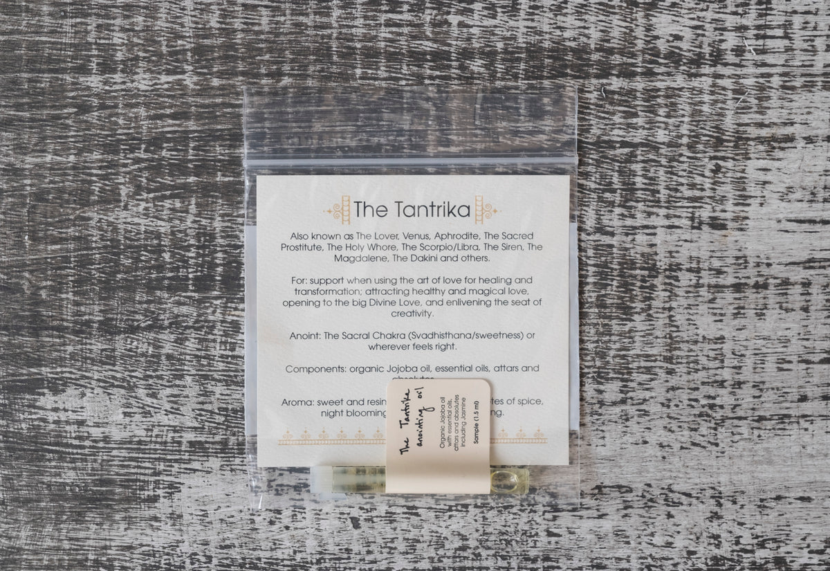 River Island Apothecary: The Tantrika Anointing Oil
