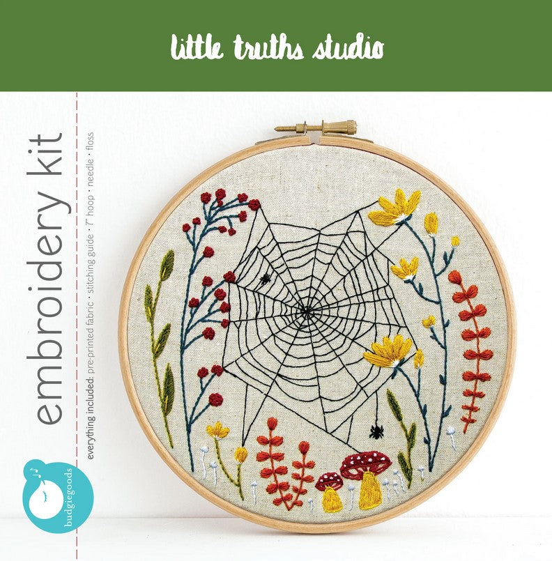 Embroidery Kit- Woven