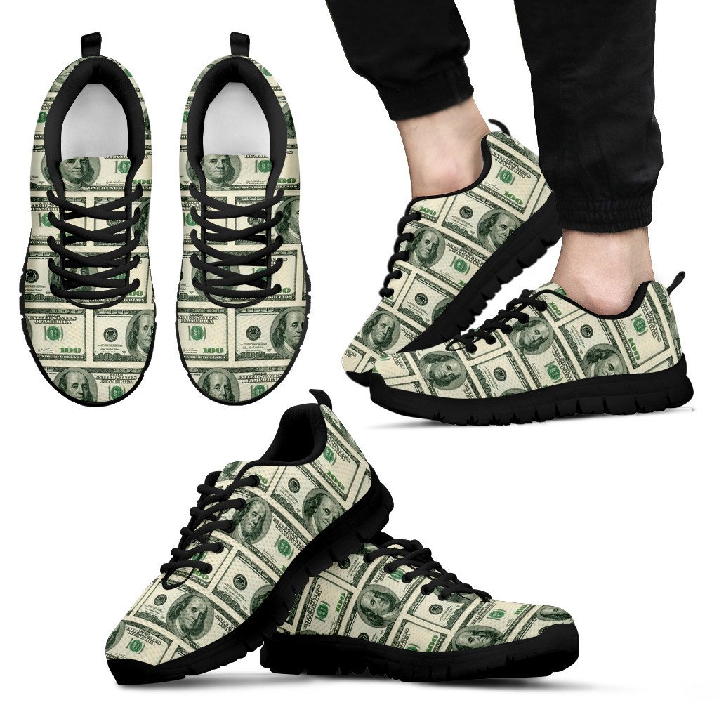 Men's Money Design Shoes