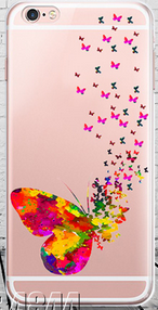 Watercolor Heart Case For iPhone