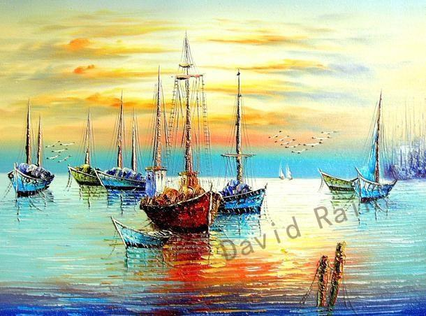 Fishing Boat Artwork Offer