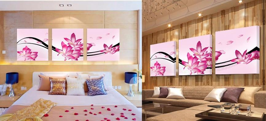 Flowers Canvas Painting | Gear Stop Shop