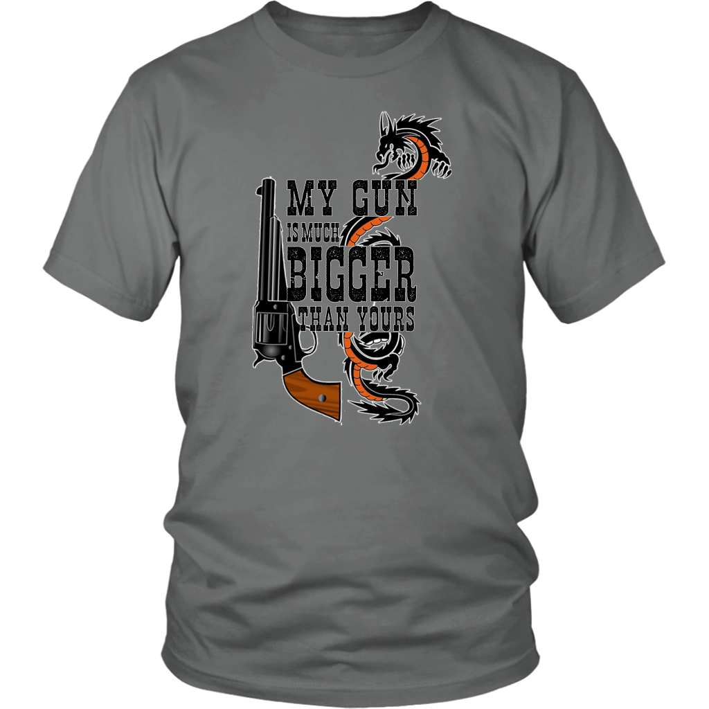 Bigger Than Yours District Unisex Shirt - Gear Stop Shop
