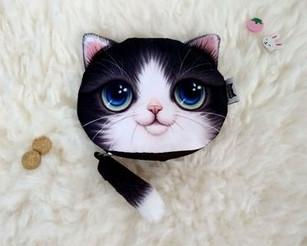 Cat Coin Pouch - Gear Stop Shop
