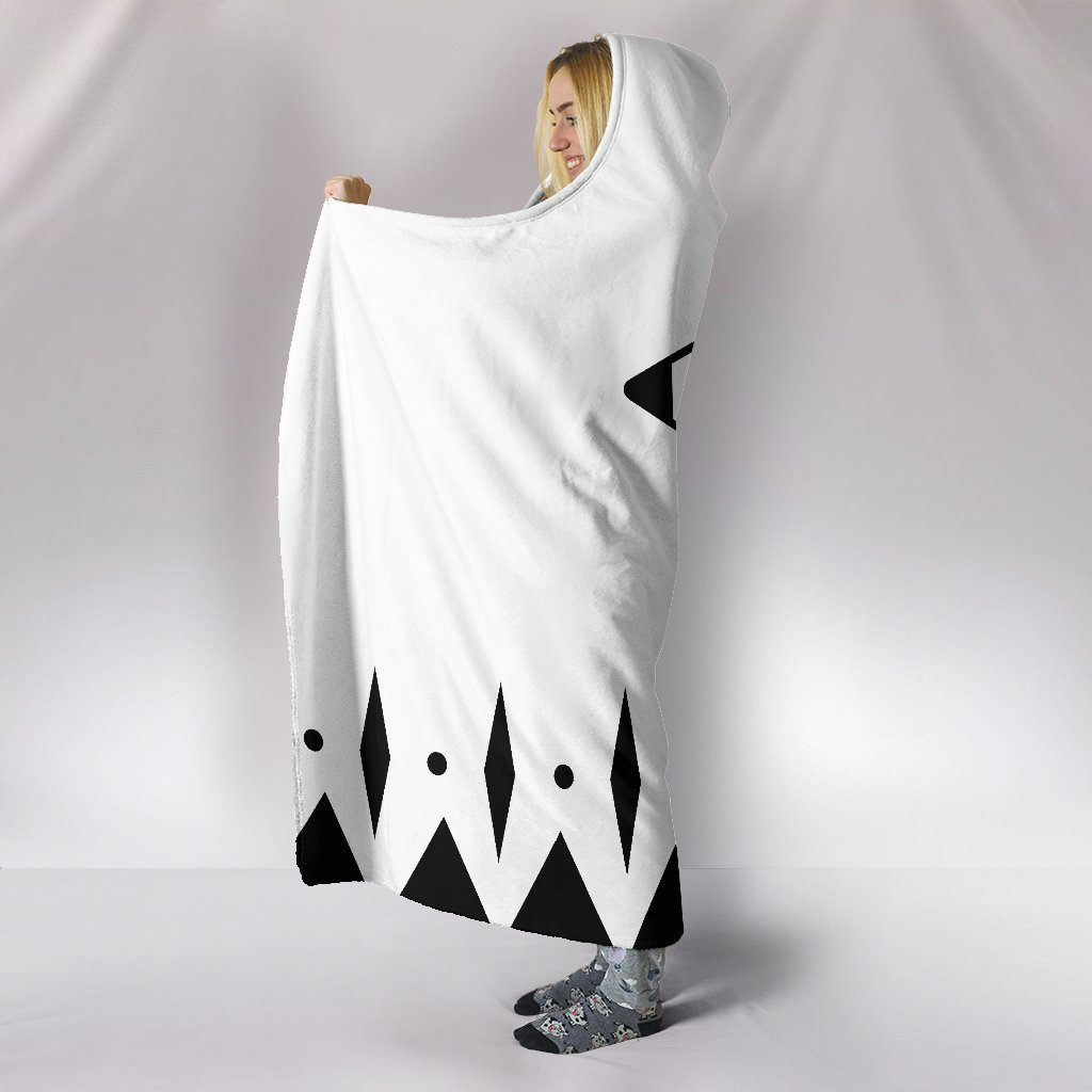 Bleach Captain Class Shinigami Hooded Blanket Styles Seven-Twelve - Gear Stop Shop