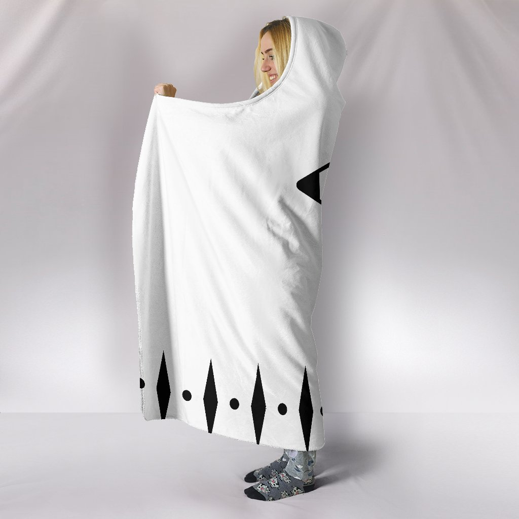Bleach Captain Class Shinigami Hooded Blanket Eleven - Gear Stop Shop