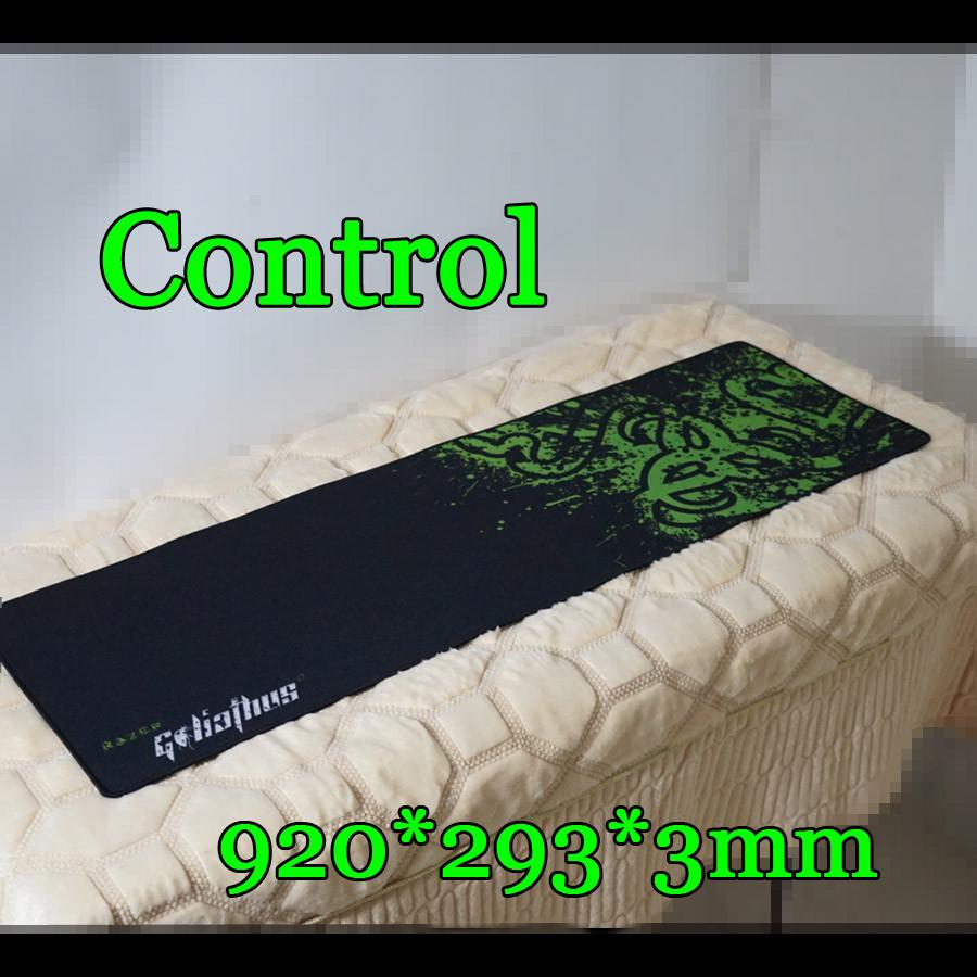 Large Gaming Edition Razer Goliathus Mouse Mat
