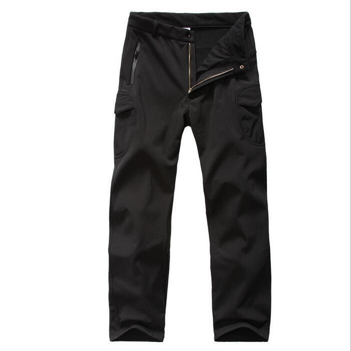 Shark Skin Military Tactical Softshell Mens Pants