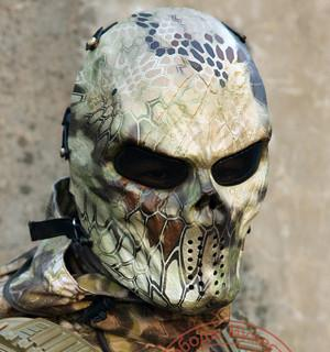 Typhon Camouflage Tactical Face Mask