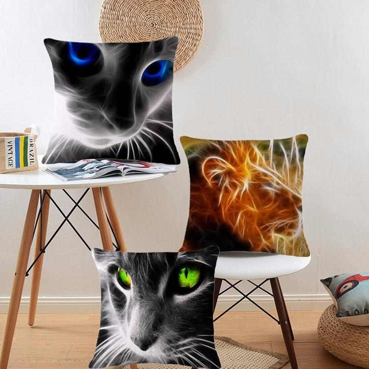 3D Animal Cushion Throw Pillow - Gear Stop Shop