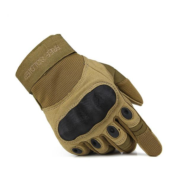 Carbon Knuckle Tactical Gloves - Gear Stop Shop