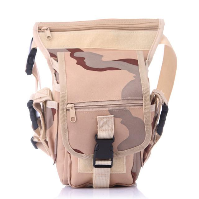 Military Utility Thigh Pouch Leg Bag