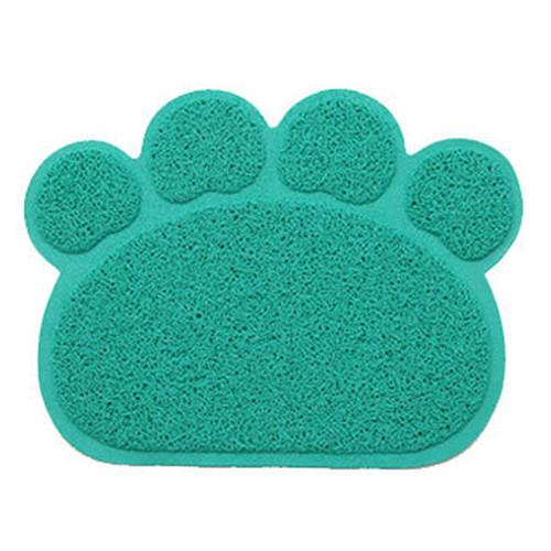 Cute Paw Feeding Mat Pad for Pet