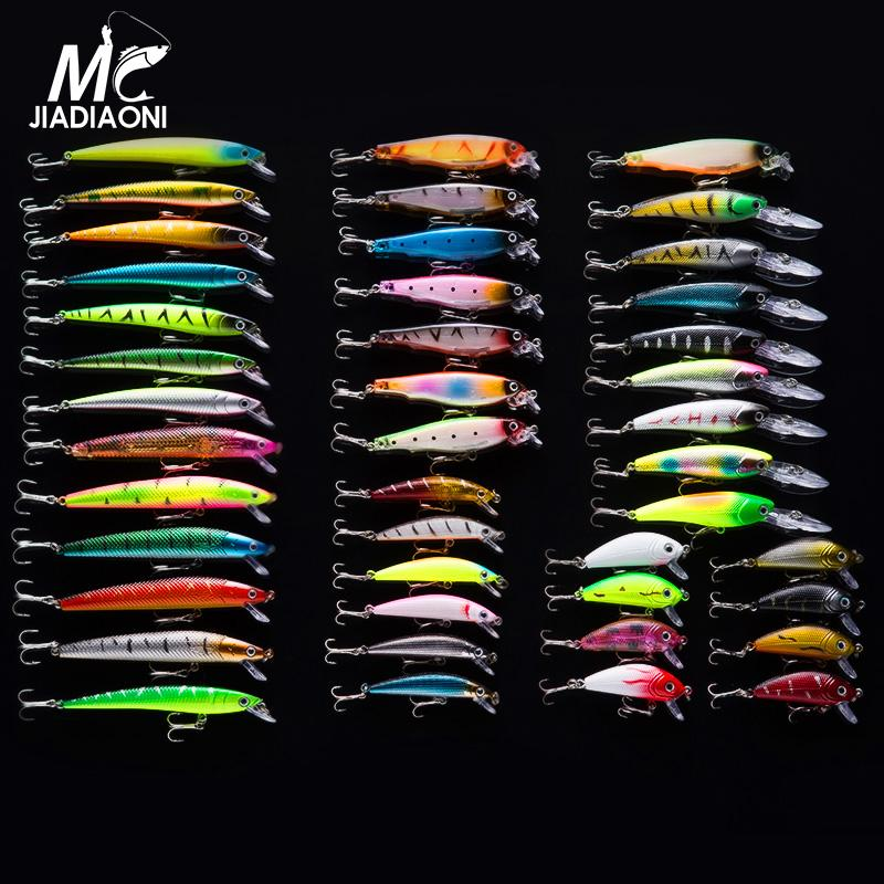 43pcs Assorted Fishing Lure - Gear Stop Shop