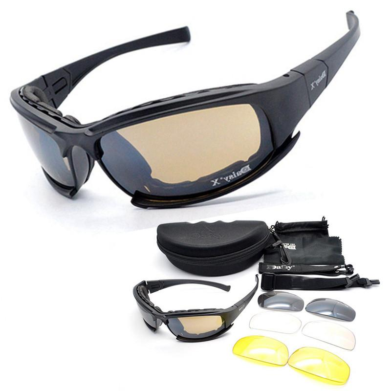 Bullet-Proof Military Goggles - Gear Stop Shop