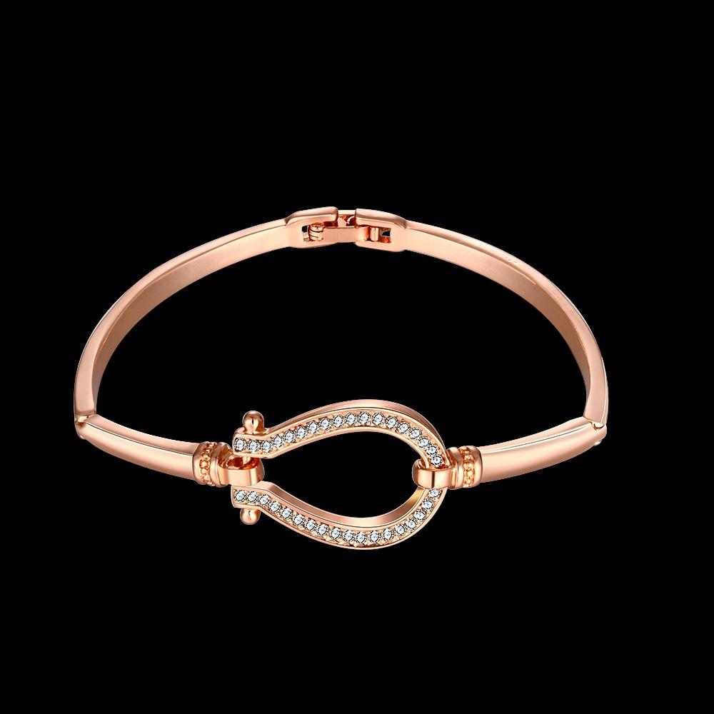 Fashion Jewelry Rose Gold Bracelet