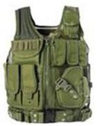 Tactical Body Molle Armour Vest 2
