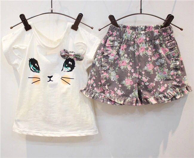 2 Piece Terno Kids Girls Clothing - Gear Stop Shop