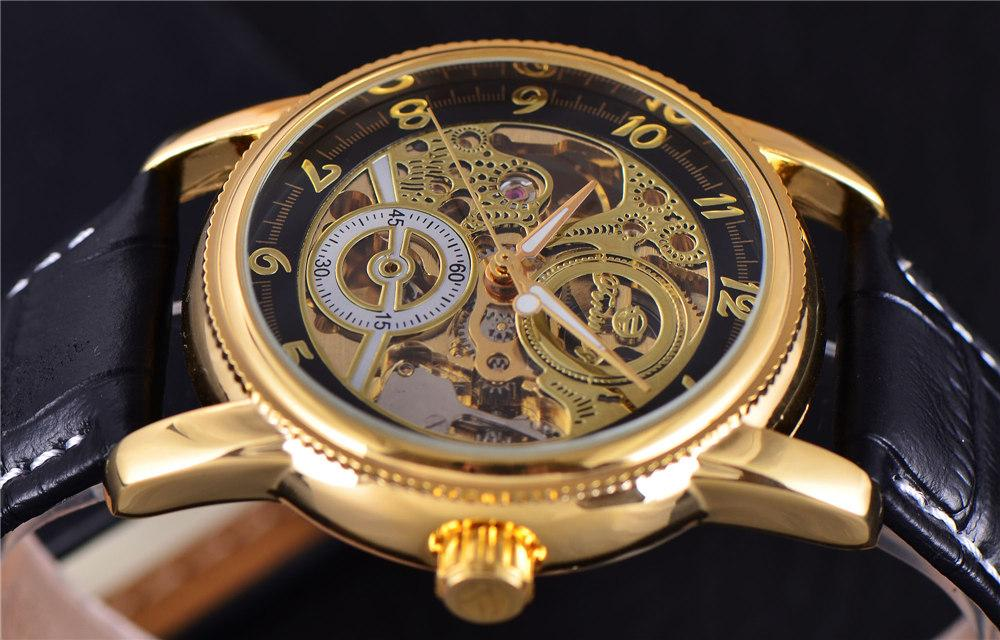 Automatic Mechanical Luxury Wrist Watch - Gear Stop Shop
