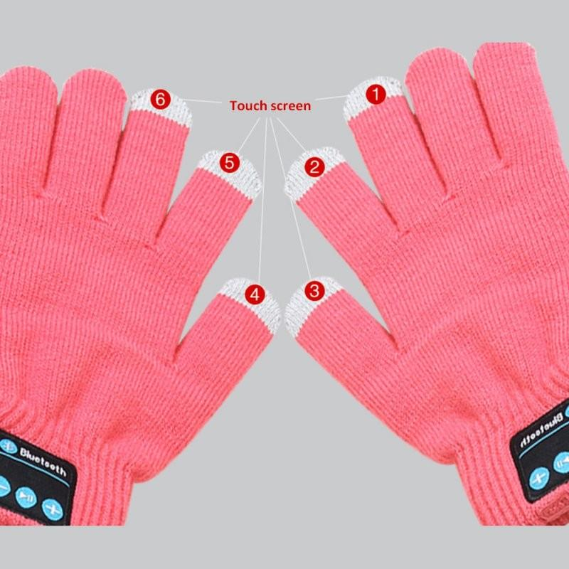Bluetooth Gloves For Men and Women - Gear Stop Shop