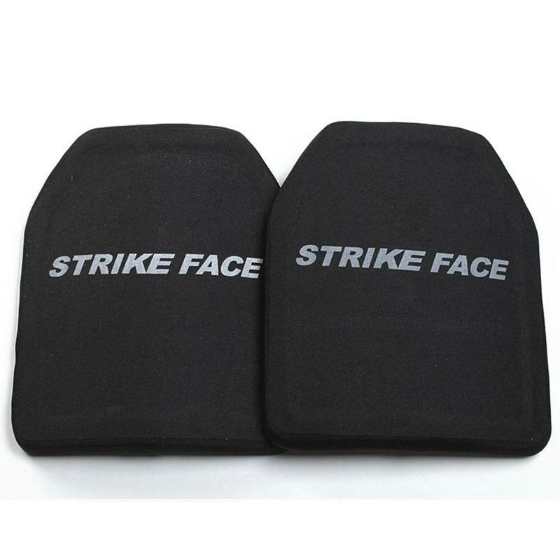 2PCS Silicon Bulletproof Armor - Gear Stop Shop