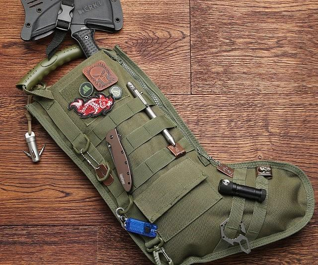 Tactical Molle Christmas Stocking Special