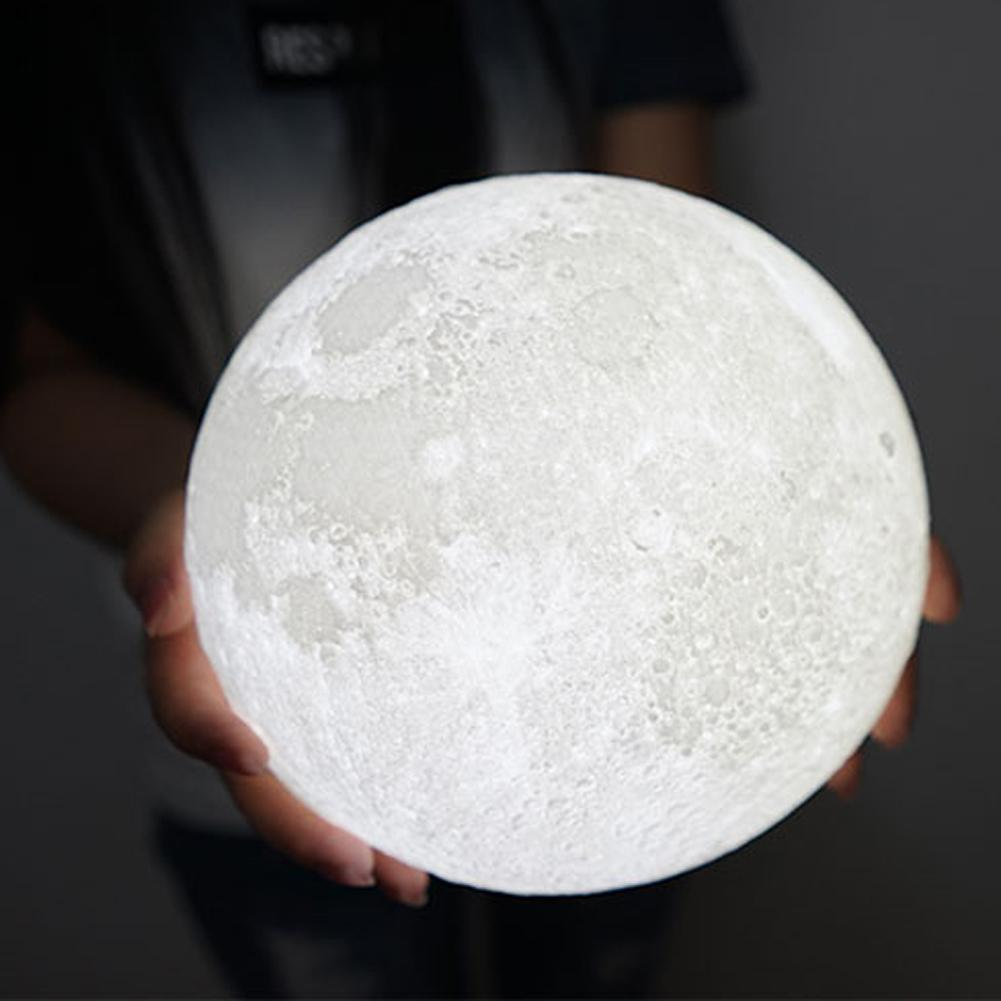 3D Print Moon Lamp - Gear Stop Shop